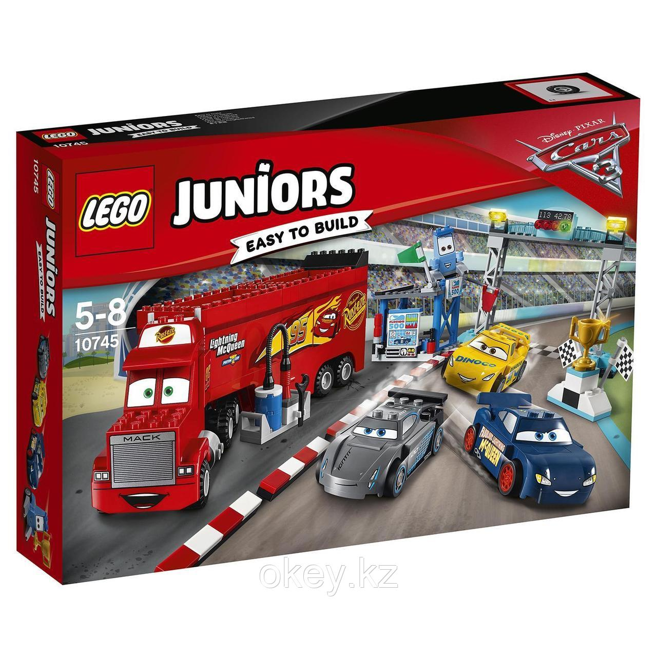 LEGO Juniors: Финальная гонка «Флорида 500» 10745