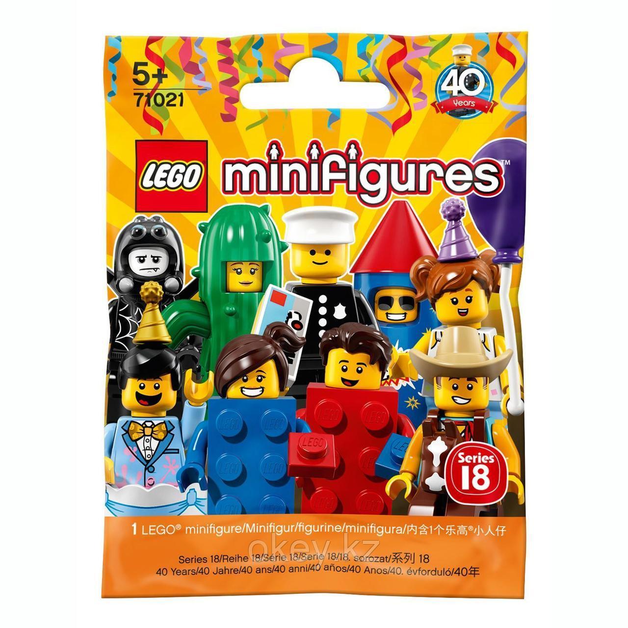 LEGO Minifigures: Юбилейная серия в ассортименте 71021