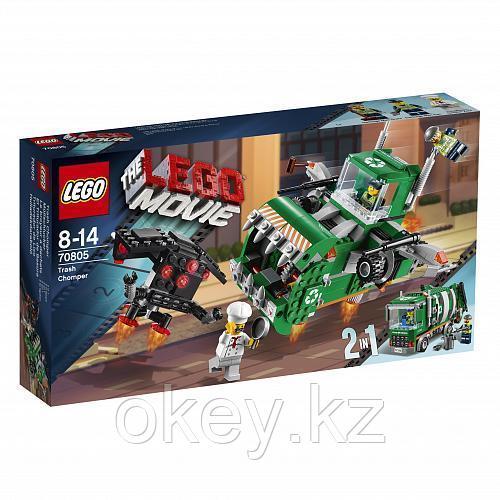 LEGO Movie: Измельчитель мусора 70805