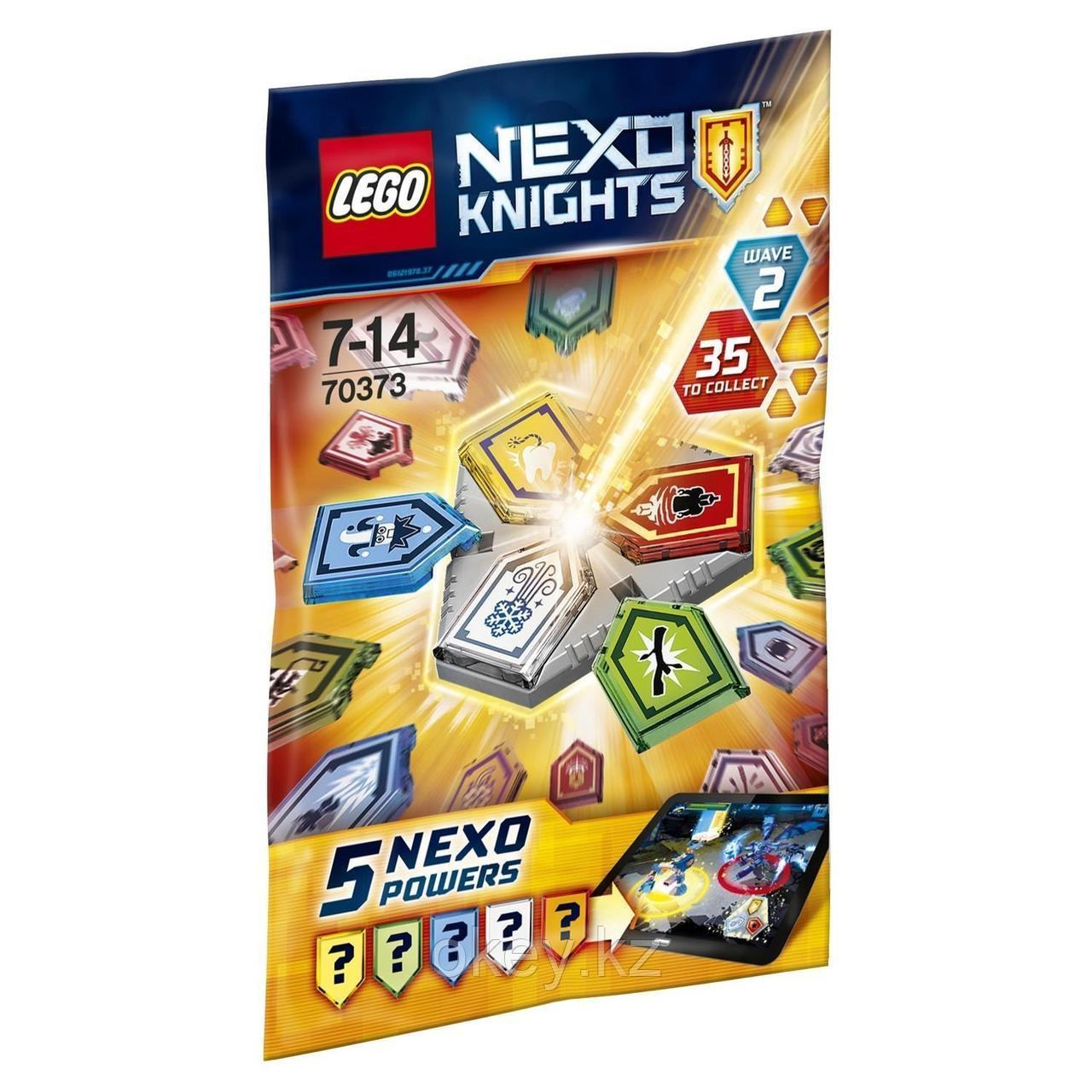 LEGO Nexo Knights: Комбо-силы NEXO 70373