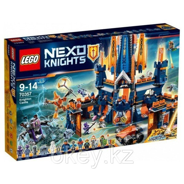 LEGO Nexo Knights: Королевский замок Найтон 70357