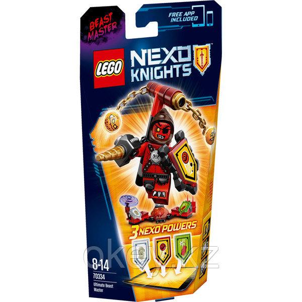 LEGO Nexo Knights: Предводитель монстров - Абсолютная сила 70334