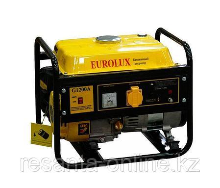 Электрогенератор EUROLUX G1200A, фото 2