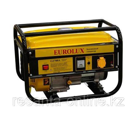 Электрогенератор EUROLUX G2700A, фото 2