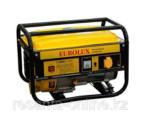 Электрогенератор EUROLUX G4000A, фото 2