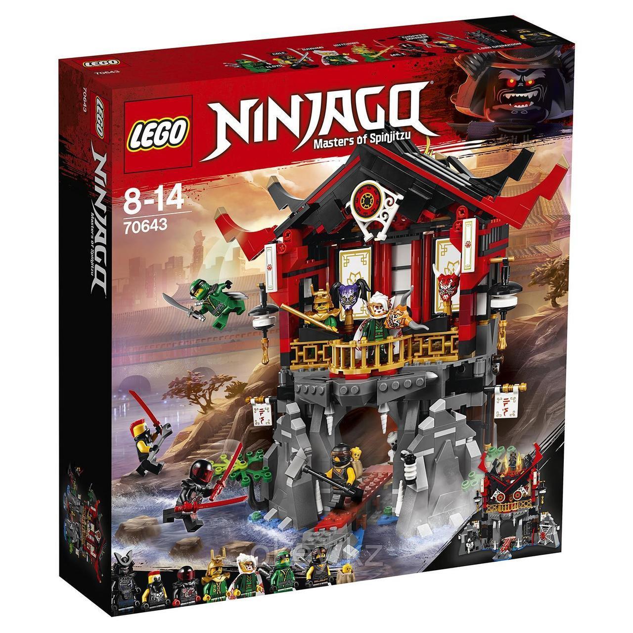 LEGO Ninjago Movie: Храм Воскресения 70643