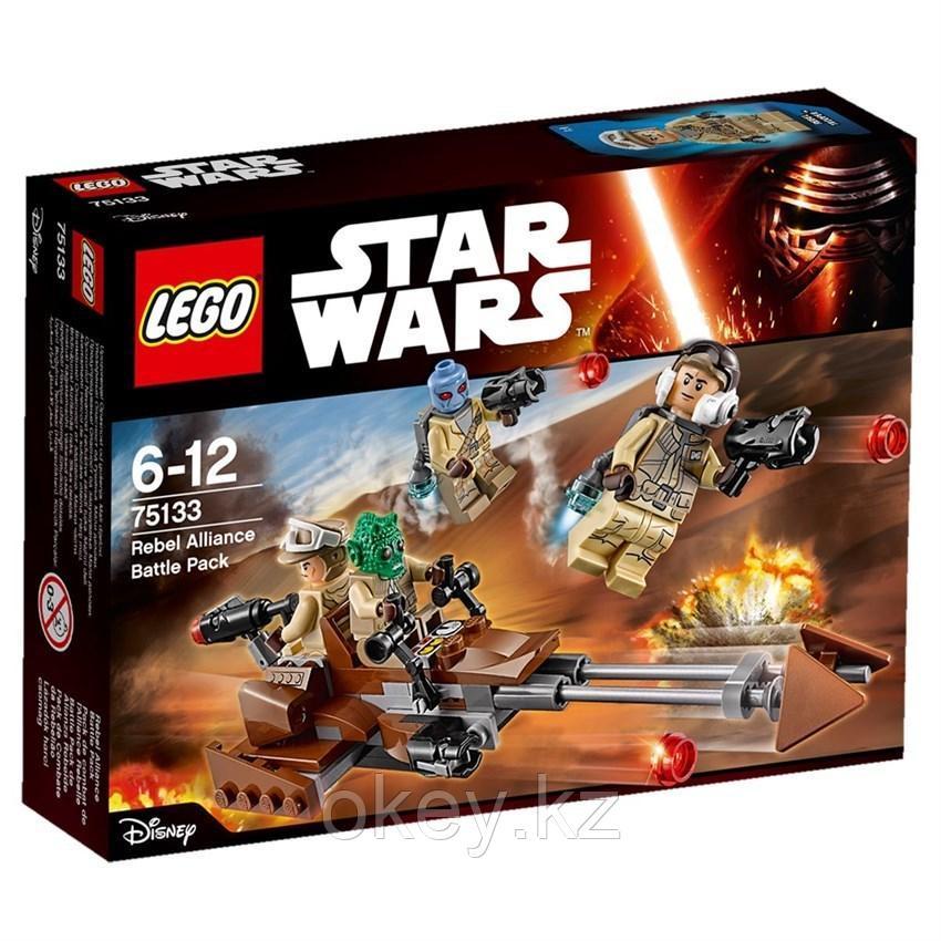 LEGO Star Wars: Боевой набор Повстанцев 75133