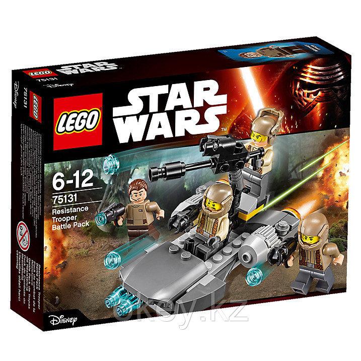 LEGO Star Wars: Боевой набор Сопротивления 75131