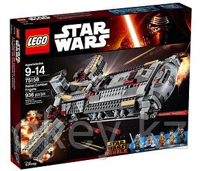 LEGO Star Wars: Боевой фрегат повстанцев 75158