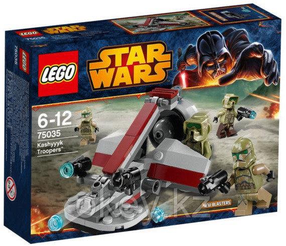 LEGO Star Wars: Воины Кашиик 75035
