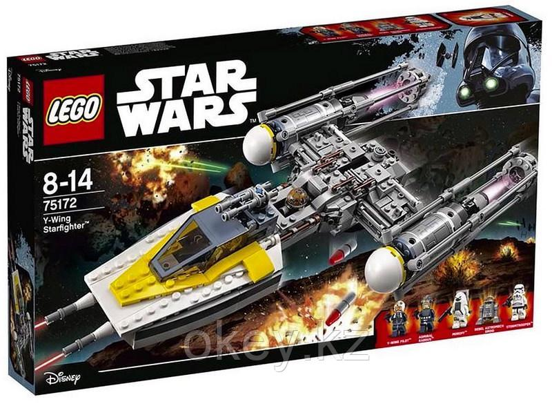LEGO Star Wars: Звёздный истребитель типа Y 75172