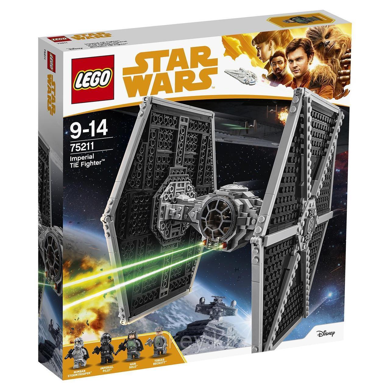 LEGO Star Wars: Имперский истребитель СИД 75211