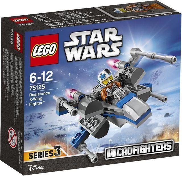 LEGO Star Wars: Истребитель Повстанцев 75125