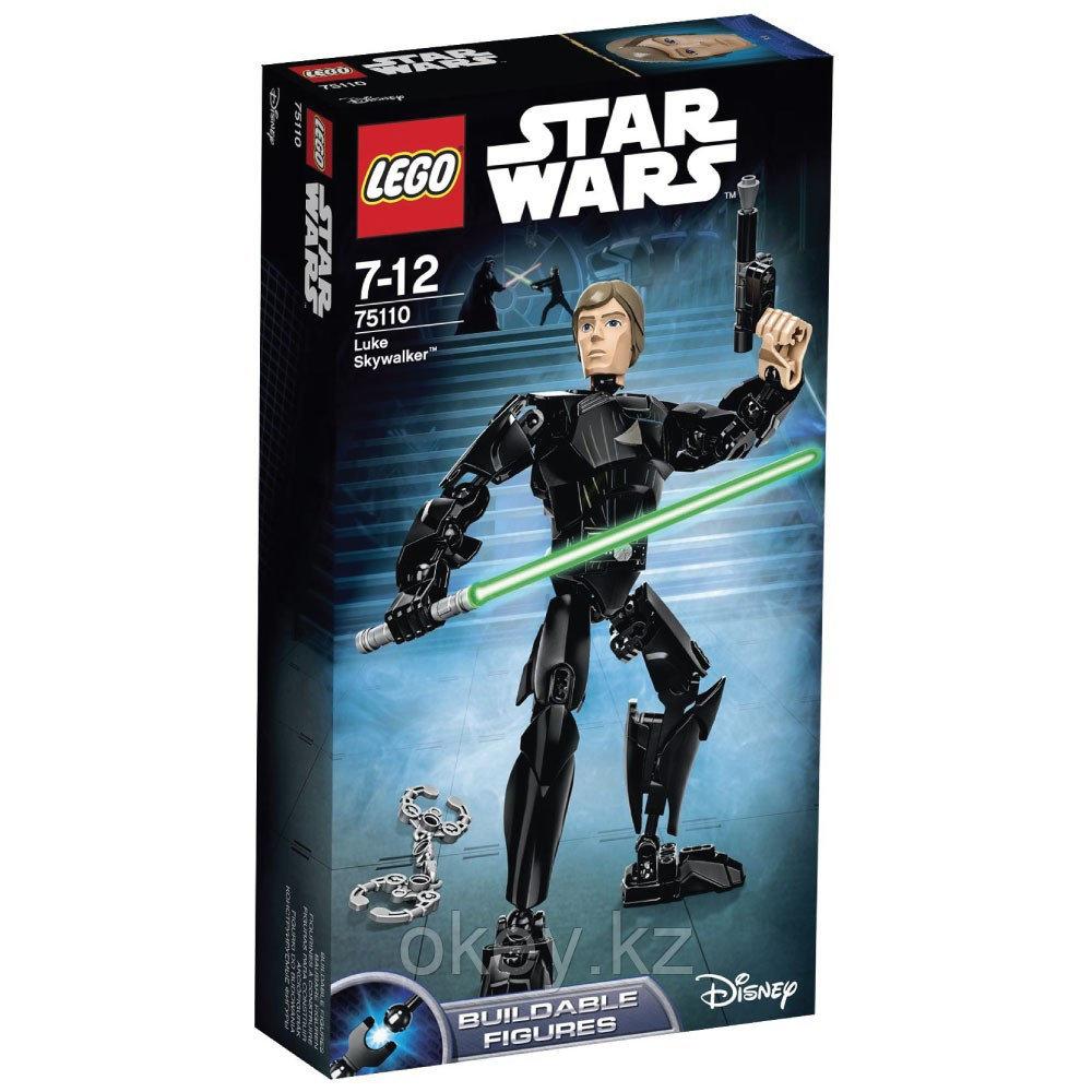 LEGO Star Wars: Люк Скайуокер 75110