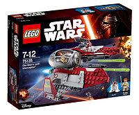 LEGO Star Wars: Перехватчик джедаев Оби-Вана Кеноби 75135