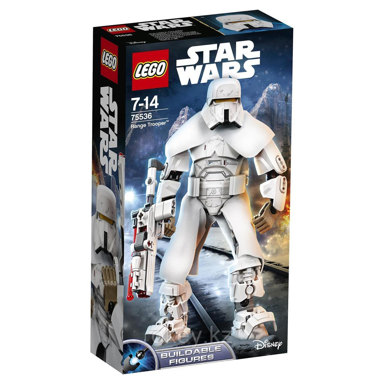 LEGO Star Wars: Пехотинец спецподразделения 75536