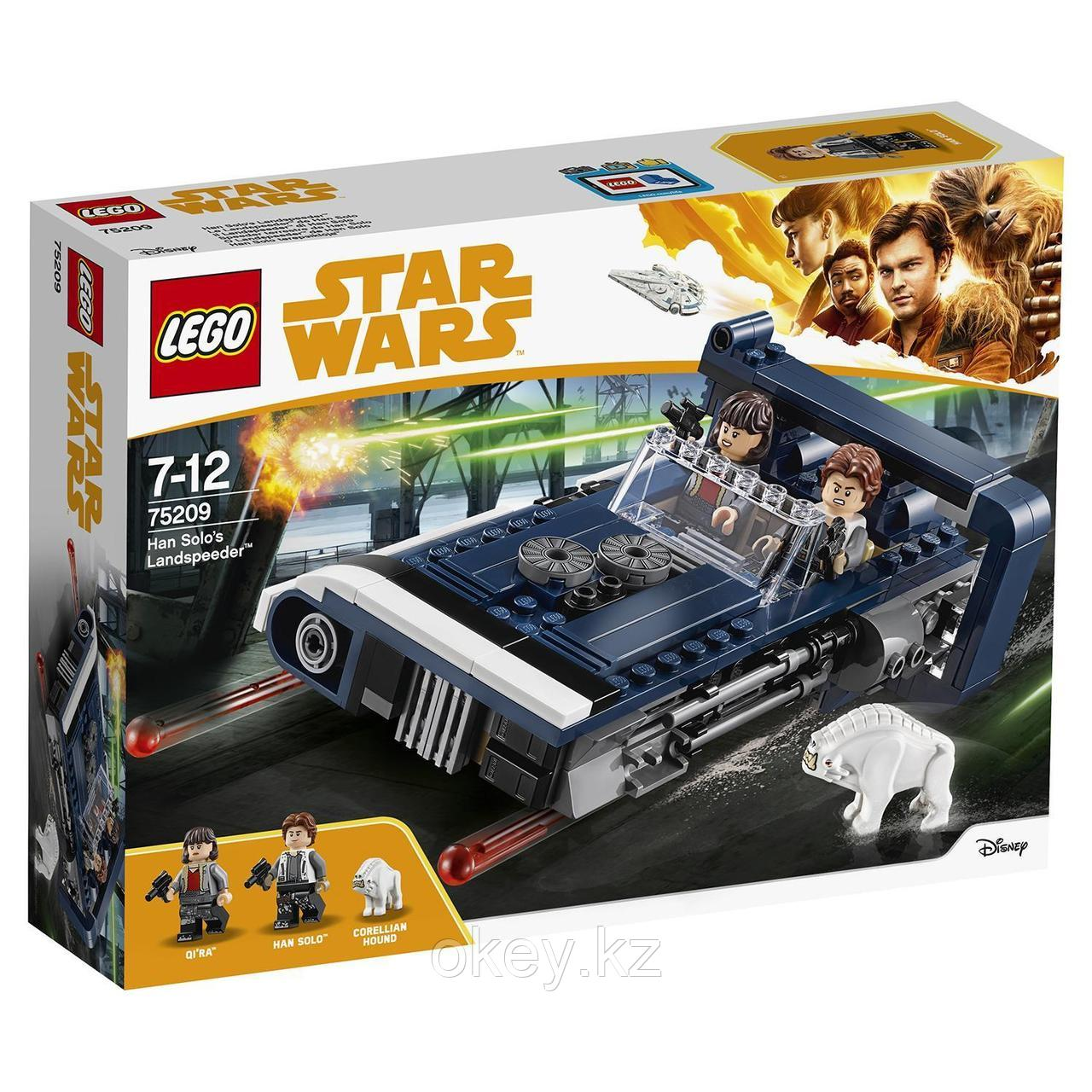 LEGO Star Wars: Спидер Хана Cоло 75209