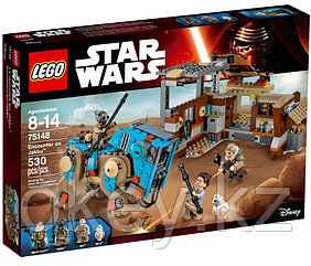 LEGO Star Wars: Столкновение на Джакку 75148