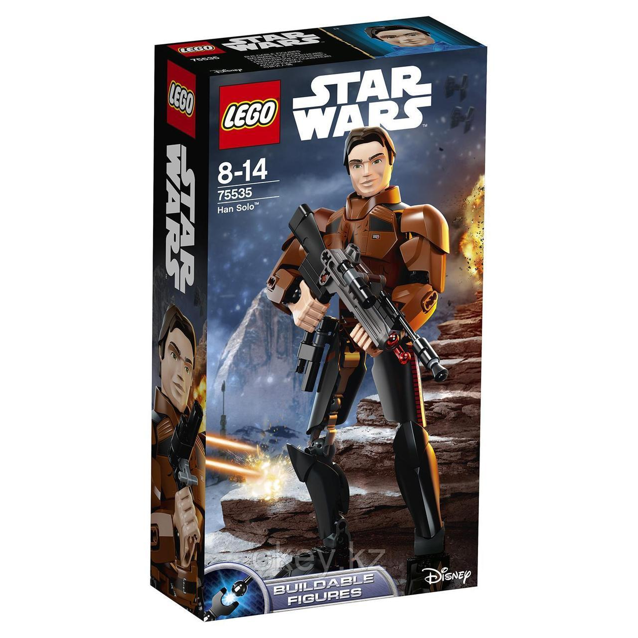 LEGO Star Wars: Хан Соло 75535