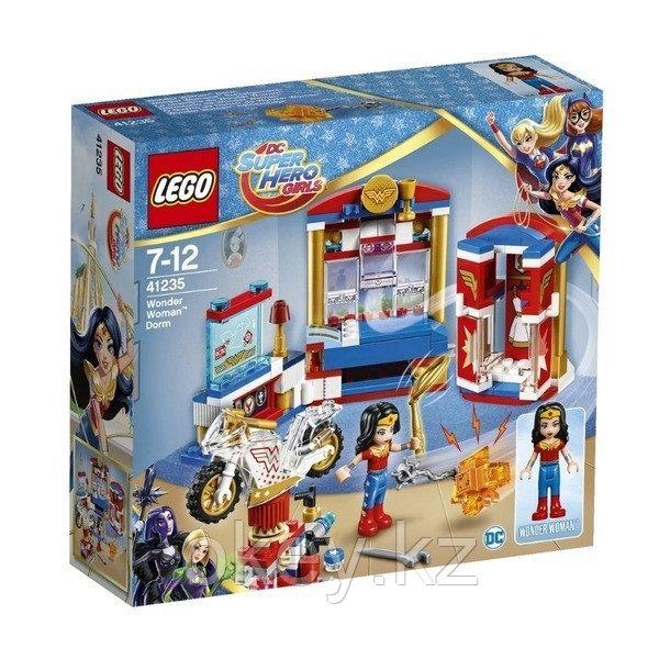 LEGO DC Super Hero Girls: Дом Чудо-женщины 41235