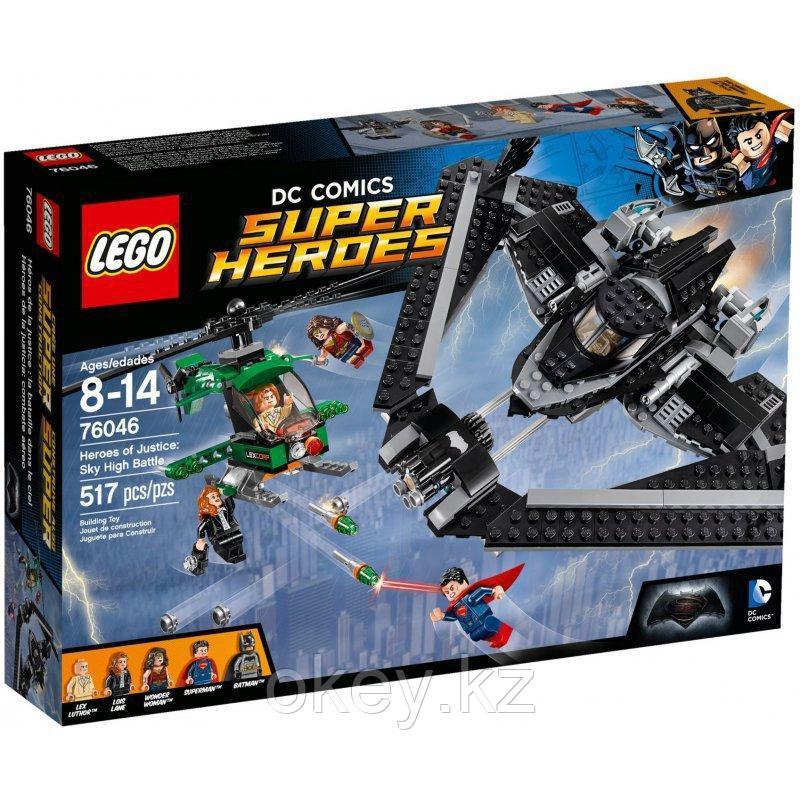 LEGO Super Heroes: Поединок в небе 76046