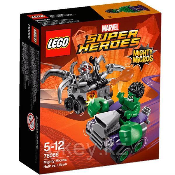 LEGO Super Heroes: Халк против Альтрона 76066