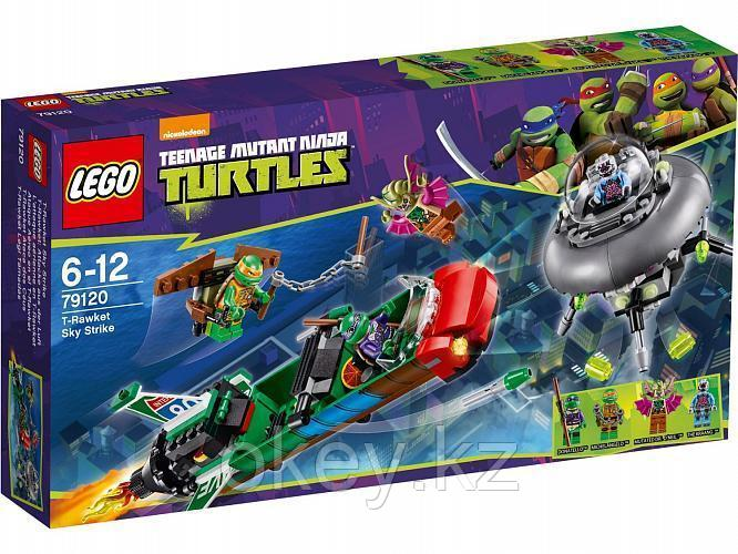 LEGO Teenage Mutant Ninja Turtles: Воздушная атака Т-ракеты 79120