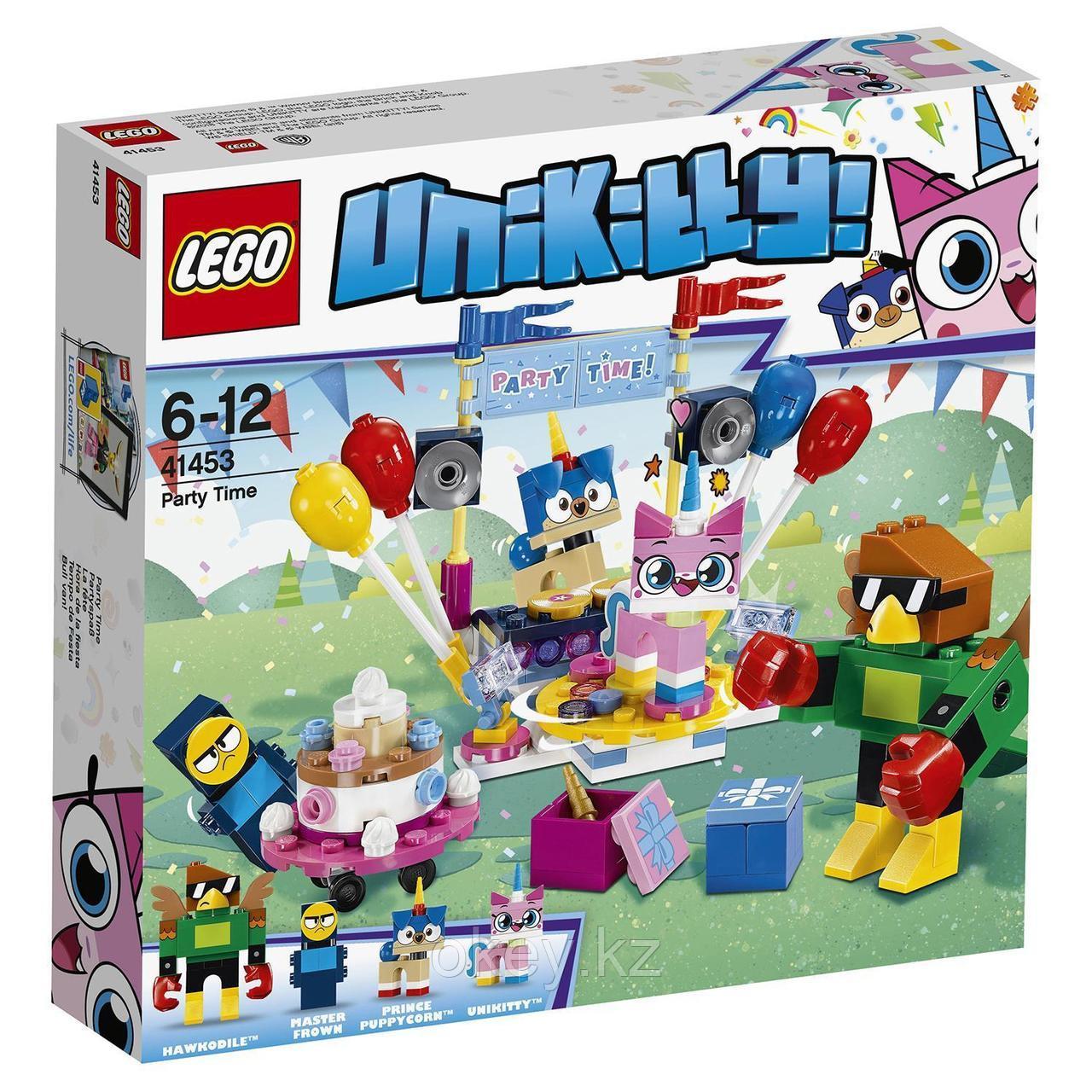 LEGO Unikitty: Вечеринка 41453