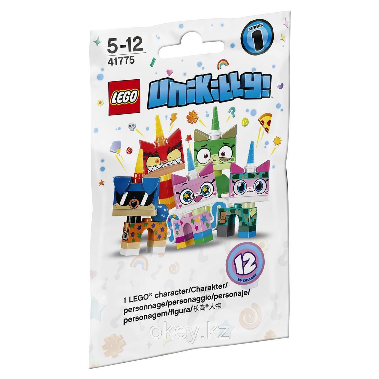 LEGO Unikitty: Коллекционные фигурки серия 1 в ассортименте 41775