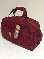 Средняя дорожная сумка Happy People. Высота 33 см, длина 55 см, ширина 23 см., фото 1