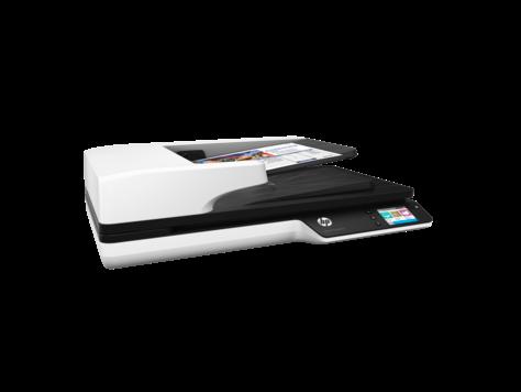 Сетевой сканер HP ScanJet Pro 4500 fn1 (L2749A)