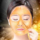 ELIZAVECCA Hell-Pore Longolongo Gronique Gold Mask Pack Золотая плёночная маска для лица с коллоидным золотом, фото 3