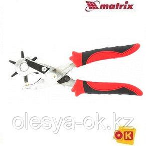 Просекатель (дырокол) для кожи и картона, MATRIX, фото 2