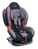 Детское автомобильное кресло SIGER Кокон ISOFIX серый, фото 1
