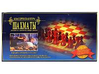 Набор 3 в 1 шашки шахматы нарды в деревянной коробке 29х29