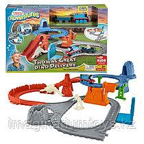 Железная дорога Томас и друзья «Поиски динозавра»