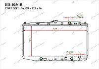 Радиатор основной 19010PM3901