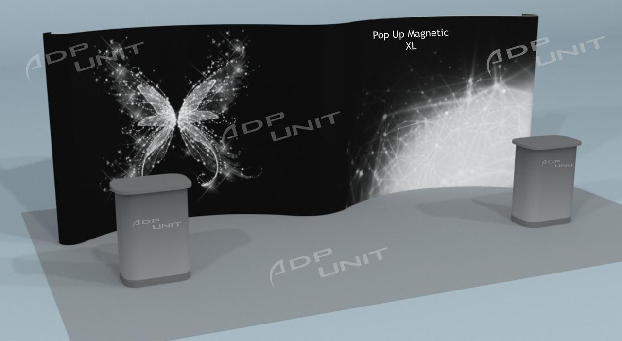 Pop Up Magnetic Волна 2