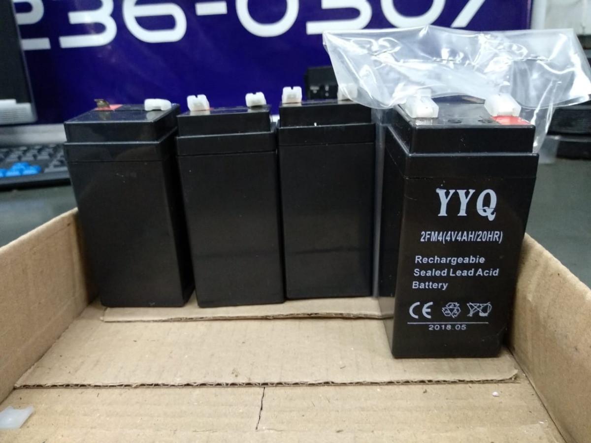 Аккумулятор для весов 4v 4Ah    YYQ 2FM4  20Hr