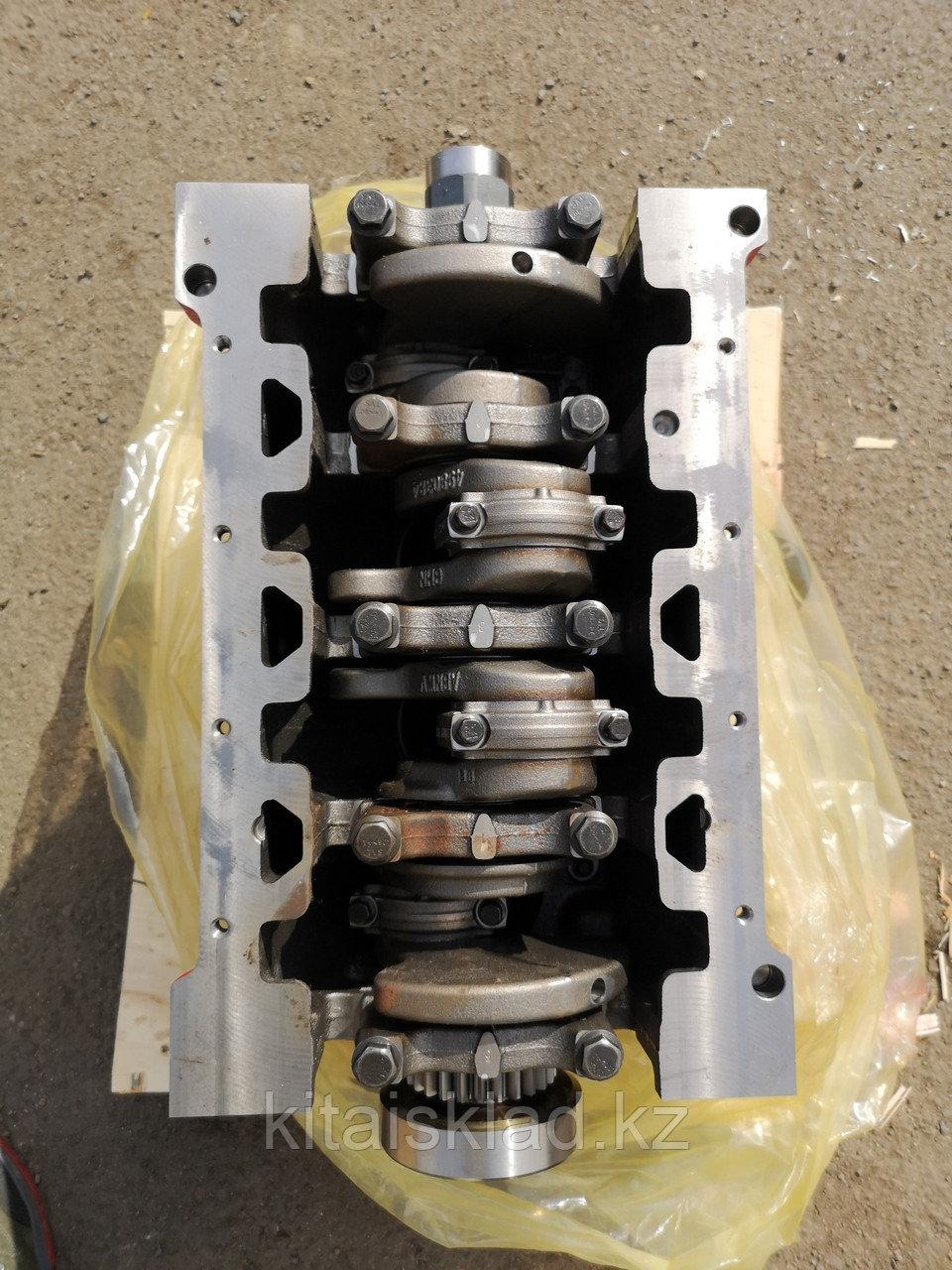 Блок двигателя ISF2.8 Cummins третьей комплектации 5334639