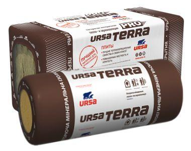 Рулонная стекловата URSA Terra 34 RN (40)