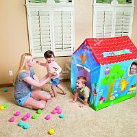 Детский игровой домик палатка Bestway 52201 102х76х114cм, фото 1