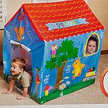 Детский игровой домик палатка Bestway 52201 102х76х114cм, фото 4