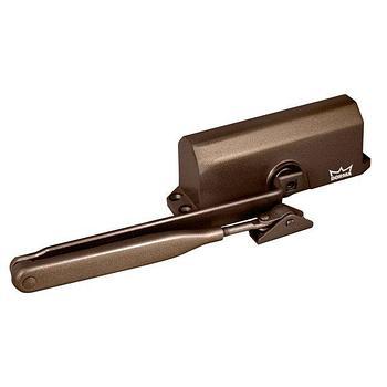 Доводчик DORMA TS-77 EN3, до 70 кг, коричневый