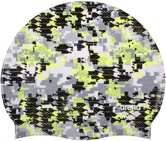 Шапочка для плавания Arena Cam ouflagePrint 2