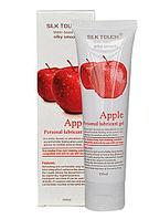 Смазка на водной основе Silk Touch с ароматом яблока 100 ml
