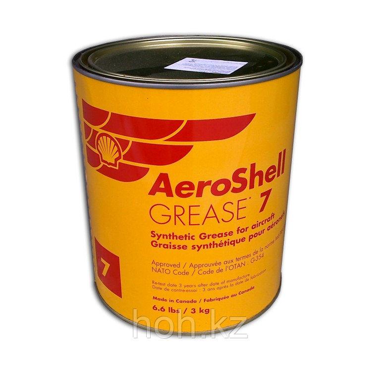 Авиационная смазка Aero Shell Grease 7