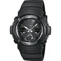 Наручные часы Casio G-Shock AWG-M100B-1A, фото 1