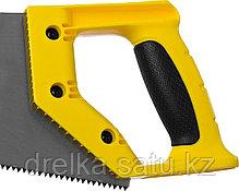 """Ножовка универсальная (пила) """"Тайга-7"""", 500мм,7TPI, закаленный зуб, рез вдоль и поперек волокон, фото 2"""