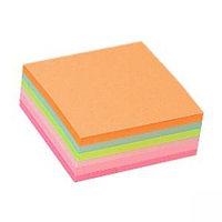 Стикеры с клейким краем 350 листов разноцветные
